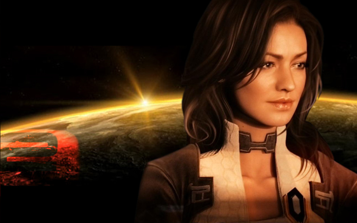 Три Mass Effect лучше Mass Effect! mass effect,Игры,серия,сюжет
