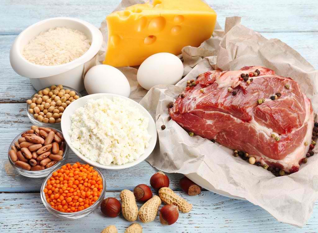 Протеиновая диета творог