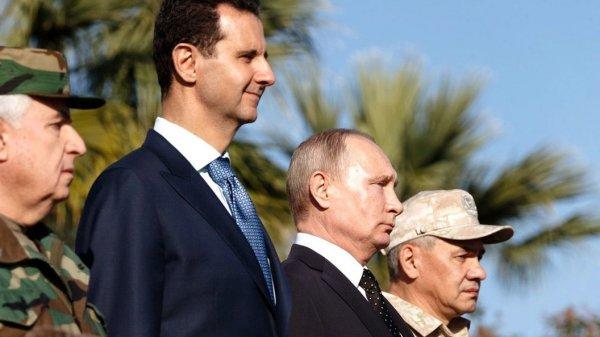 Не вырубишь топором: Путин н…