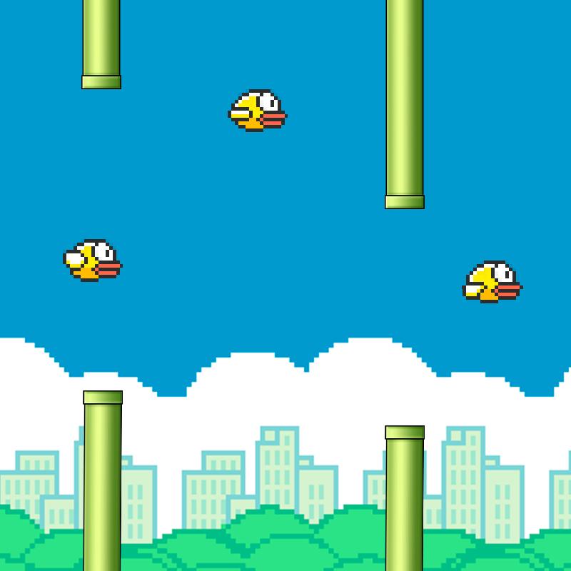 Clumsy Bird —самая раздража…