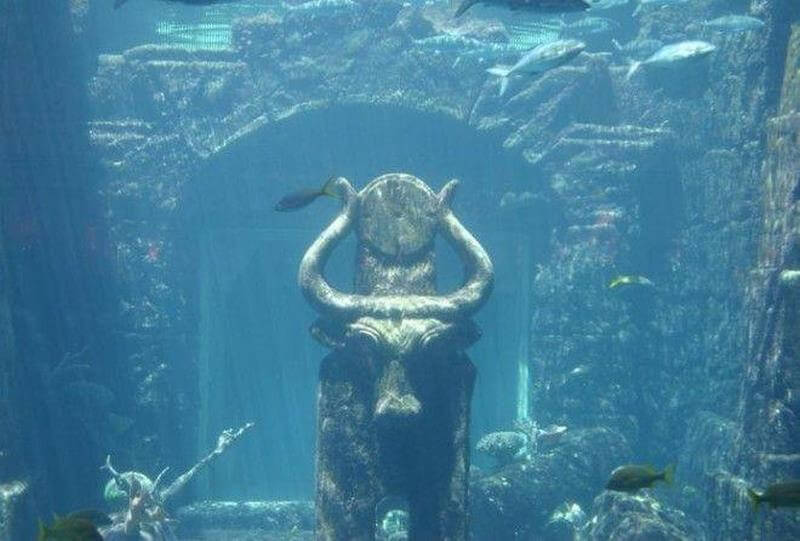 Ученые нашли на дне океана, то, что разрушит все древние мифы!