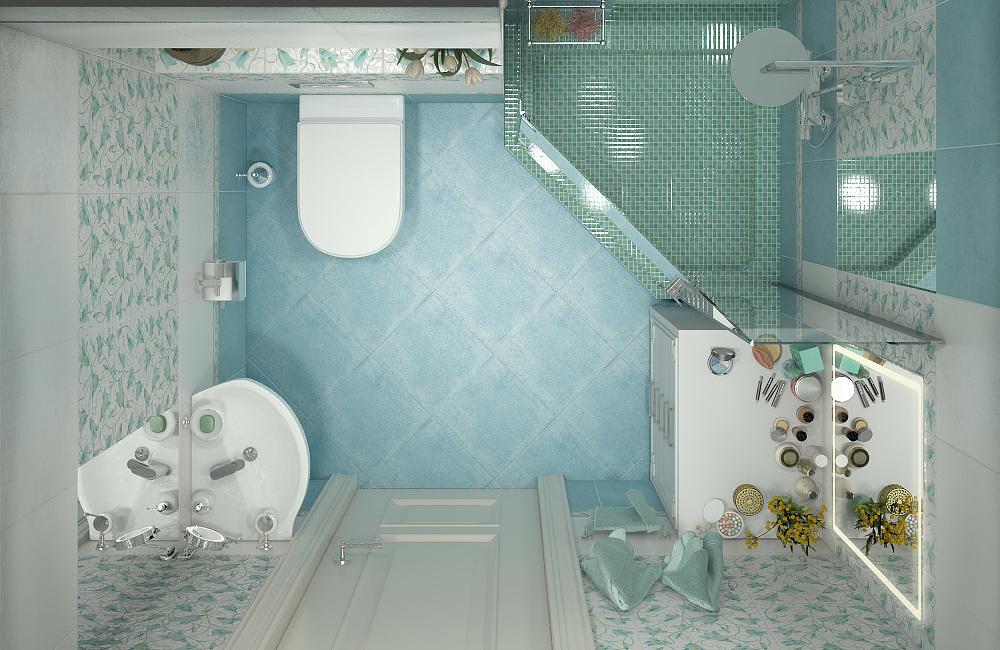 Как правильно объединить ванную с туалетом: советы профессионала