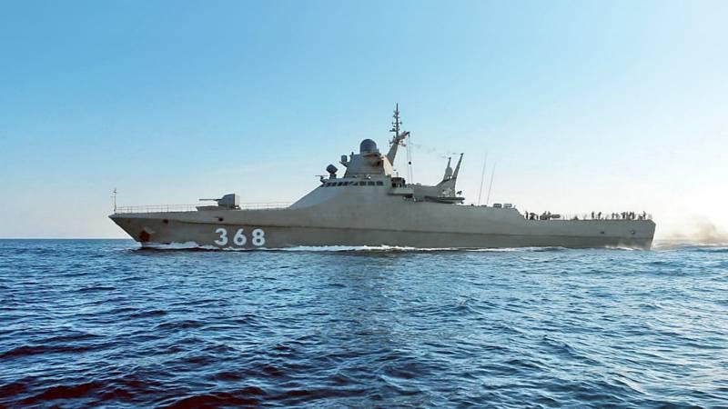 Чемоданы без ручек. ВМФ покупает серию бесполезных кораблей