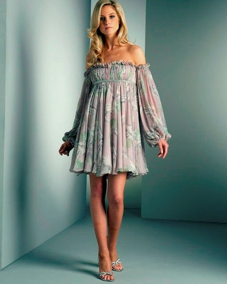 Как быстро сшить летнее платье своими руками - Мой секрет 68