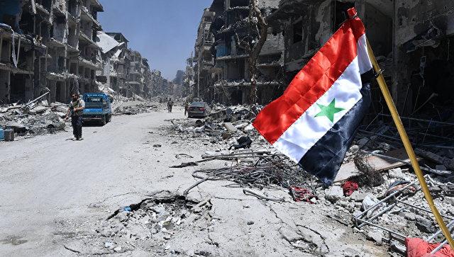 Новости Сирии. Сегодня 1 июня 2018