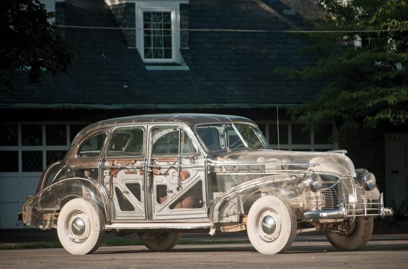 Автомобиль-призрак