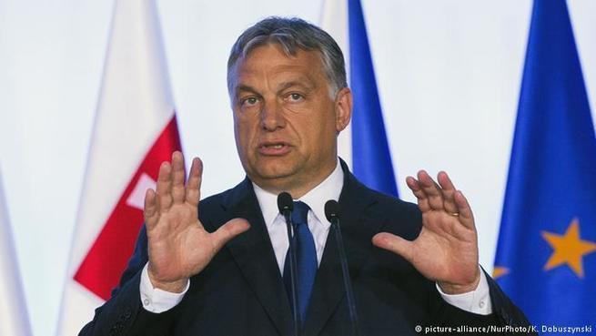 Виктор Орбан: Мы не считаем этих людей беженцами, мы рассматриваем их как мусульманских захватчиков