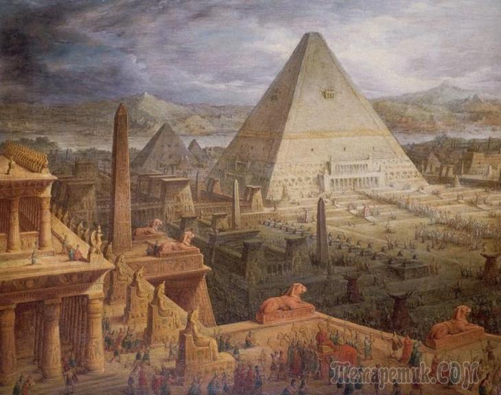 Загадочные технологии древности, которым до сих пор нет объяснения