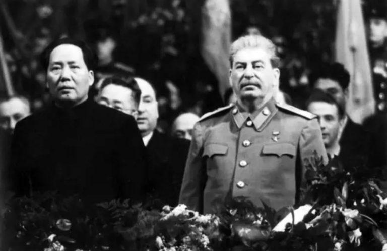 Какие территории СССР хотел отобрать Китай после смерти Сталина история