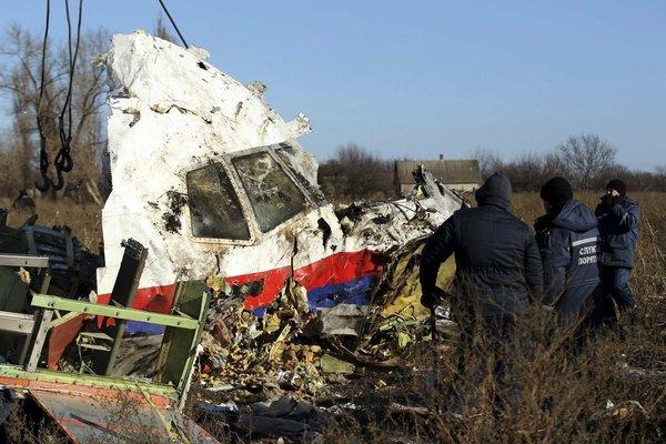 Катастрофа MH-17: Запад начи…