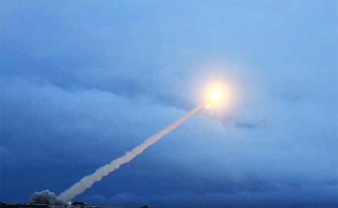 Русская новая ракета, котора…