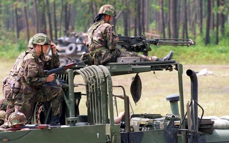 НАТО готовит антироссийскую военную провокацию в Прибалтике? Политика