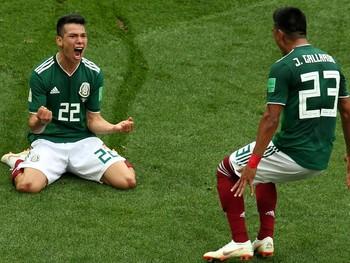 Чемпион мира Германия терпит поражение от сборной Мексики 0:1