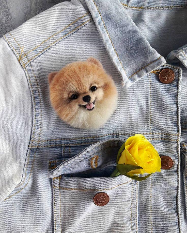 Как оживить скучную вещь с помощью клочка меха можно, джемпер, свитер, Клочок, шапкиЕсли, брошь, нашивку, аппликацию, одежды, сумки, варежек, можете, понравилась, животного, посмотреть, видео, мастерклассы, созданию, таких, милых