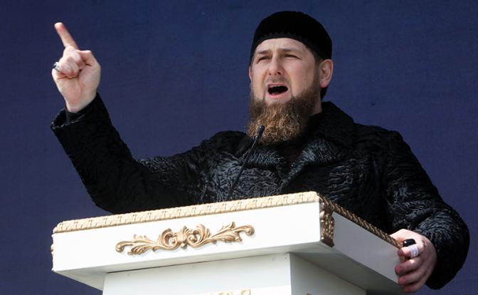 Чечня просто выходит из себя