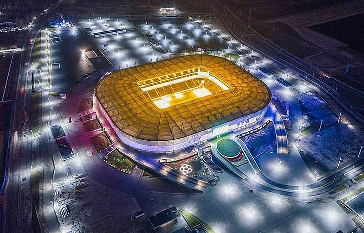 Стадион на 45 тысяч мест к ЧМ-2018 в Ростове-на-Дону сдан в эксплуатацию