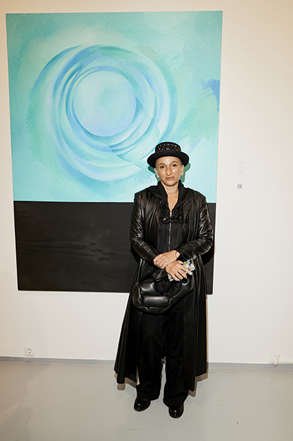 Полина Аскери, Маша Федорова и другие гости открытия выставки в Москве Светская жизнь