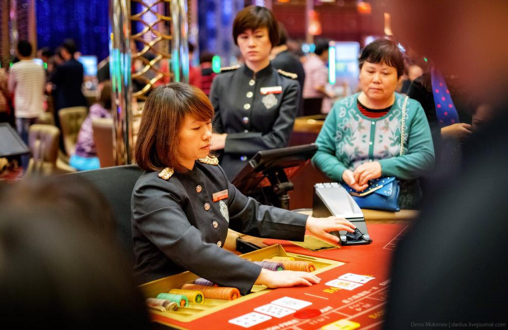 Самое огромное в мире казино