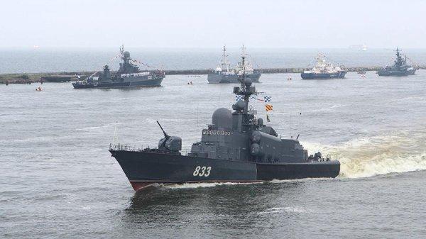 ВМФ получит два корвета проекта 1241 с новейшим российским вооружением