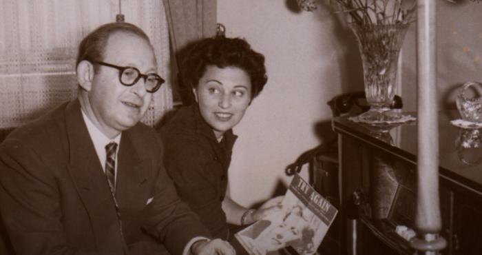 Инге с супругом жили и творили вместе. /Фото:nytimes.com