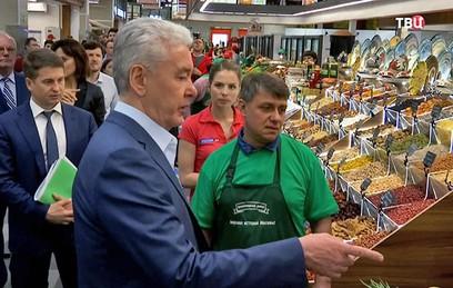 Собянин предложил рынкам и создать программы лояльности для местных жителей