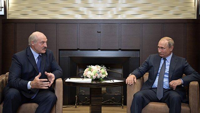 Лукашенко «перекрыл кран» Ук…