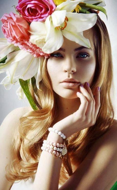 Красотки в модных журналах и на просторах интернета 2