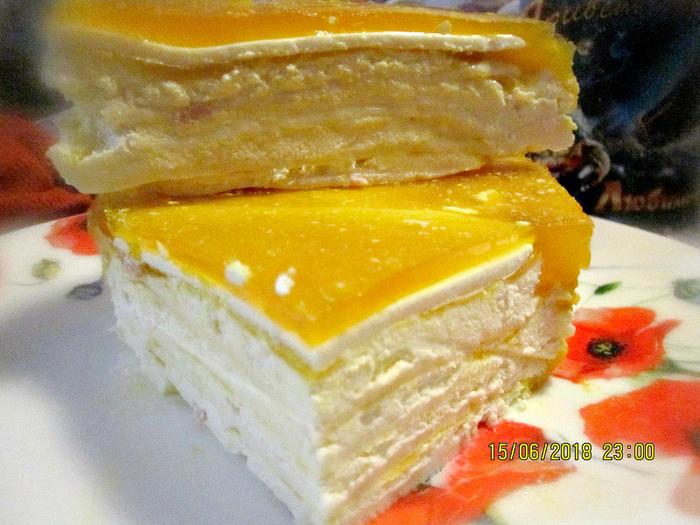 Слоеный сыр