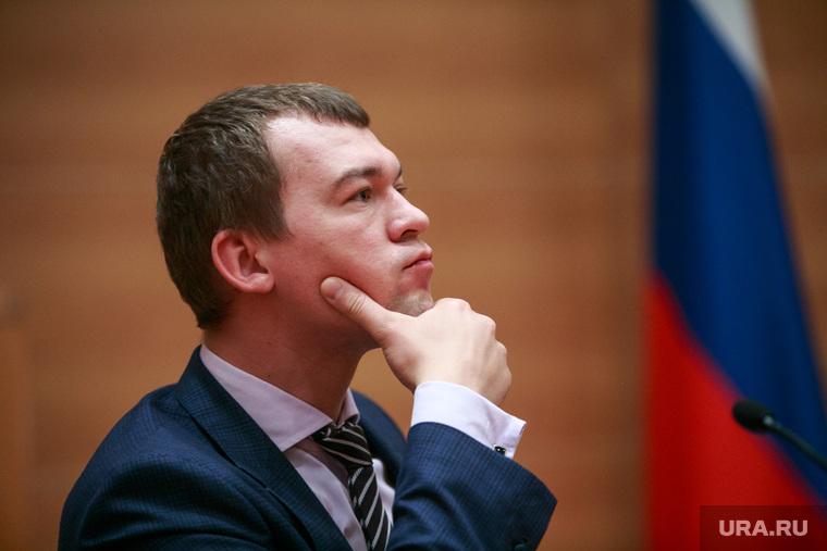 Врио главы Хабаровского края не допустит давления протестующих