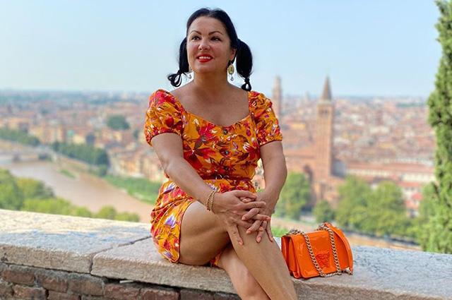 Аппетитные десерты, изнуряющая жара и бесконечная романтика: Анна Нетребко и Юсиф Эйвазов путешествуют по Италии