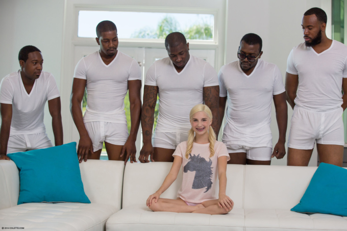 Пайпер Перри: порноактриса и звезда мема «Девушка и пять парней»