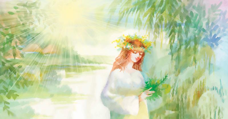 21 июня — летний солнцеворот…
