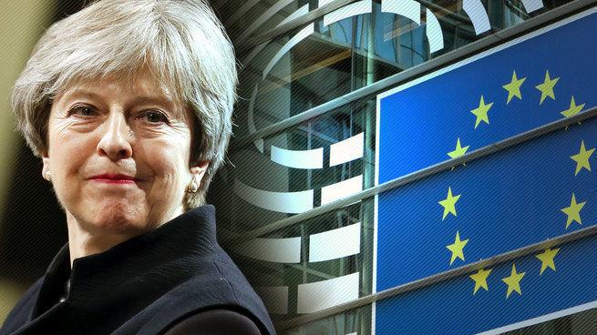 Мэй превращает саммит ЕС в б…
