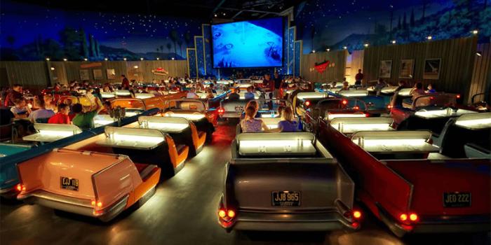 7 кинотеатров со всего мира, в которых можно позабыть, зачем туда пришел