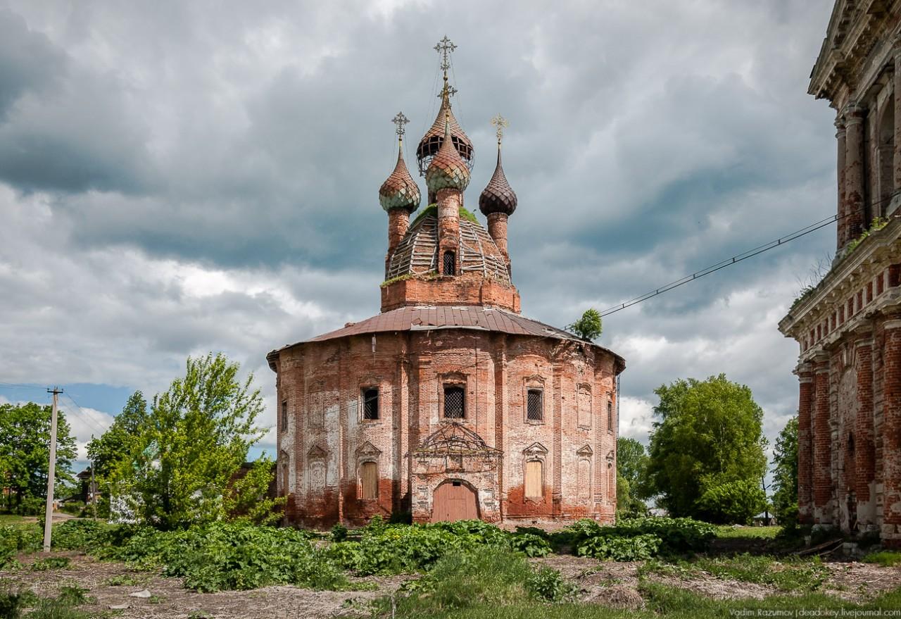 Курба: Самое значимое село Ярославской области