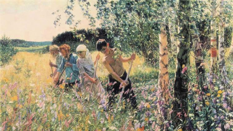 Как в СССР осуществлялась шефская помощь колхозам?