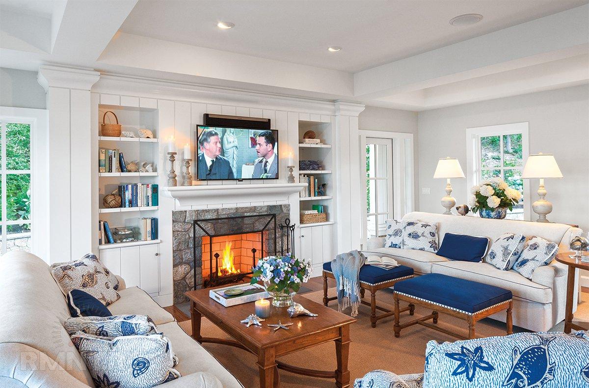 Дома  в стиле Cape Cod: особенности и примеры архитектура,дома и коттеджи,ремонт и строительство