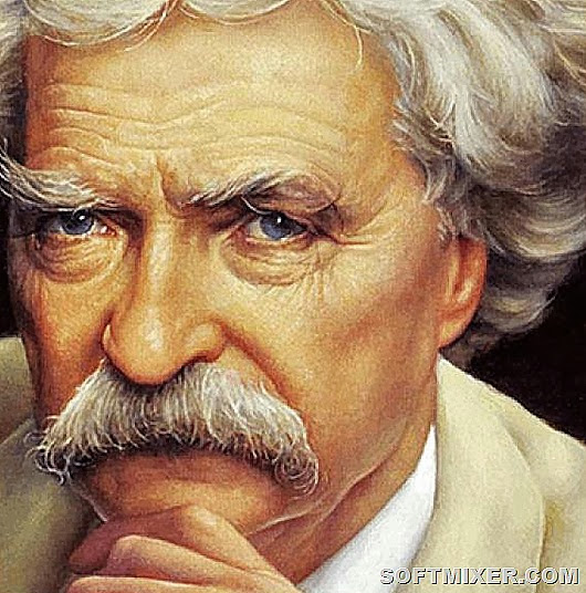 Марк Твен: Вторая достопримечательность Америки