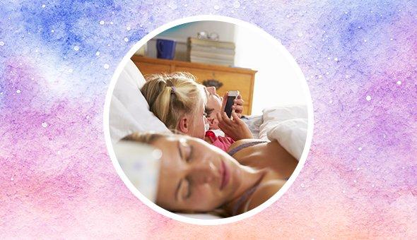 Дети могут спать вместе с родителями, но недолго. Так когда их пора выселять из родительской спальни? ребёнок, чтобы, когда, ребёнка, спать, только, рядом, всвоих, очень, постели, кормить, время, может, обратно, положить, месяцев, человека, будем, среди, читать