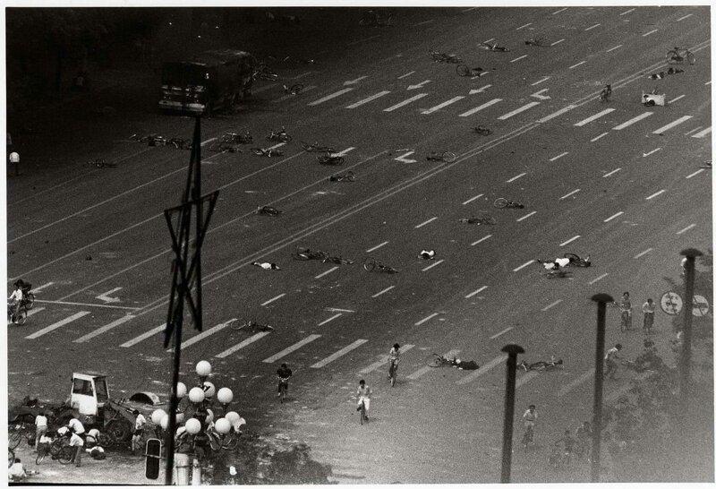 Последствия резни на площади Тяньаньмэнь, 4 июня 1989 года история, ретро, фото