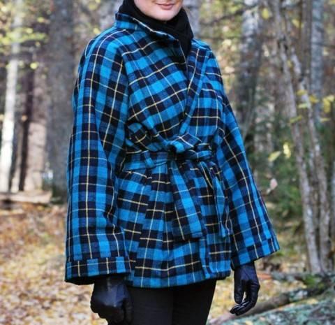 Шьем пальто сами: простые и очень простые модели крой пальто