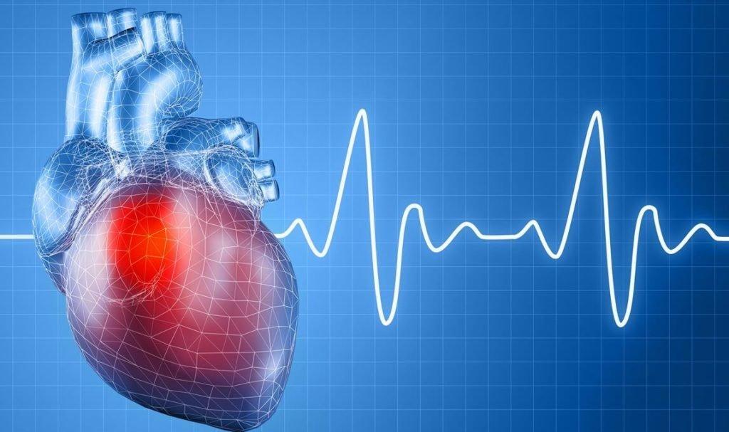 Сердцебиение – один из самых частых симптомов, с которым приходят на прием к кардиологу здоровье,медицина,сердцебиение