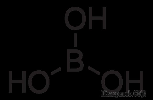 Борная кислота для малины применение