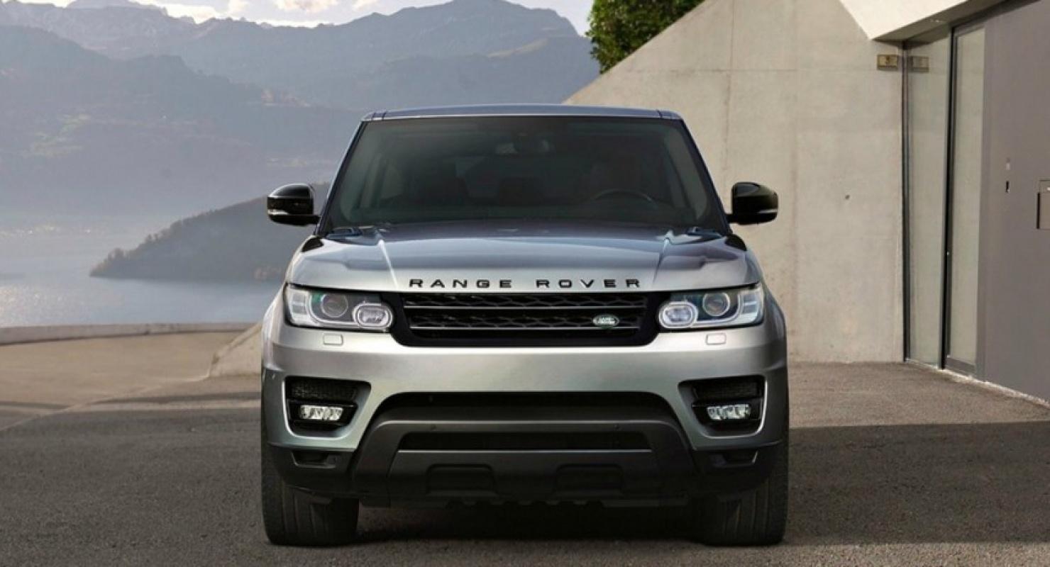 На продажу выставили редчайшую модель Range Rover в кузове Shooting Brake Автомобили