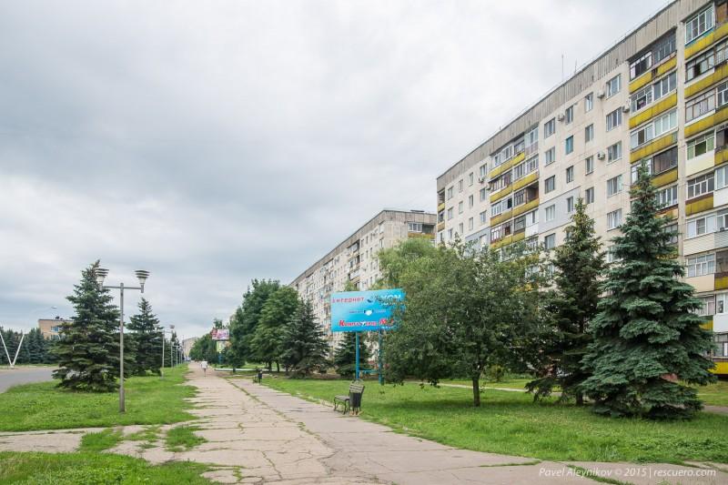 Украинские каратели проводят повсеместные зачистки