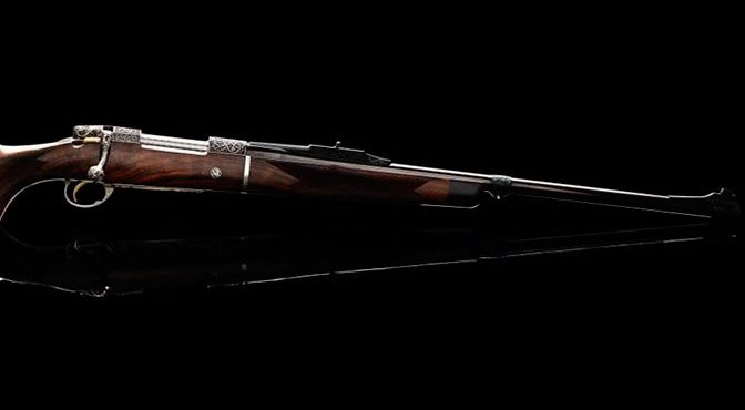 Монструозная винтовка и рекордная стрельба: ТОП уникальных оружейных рекордов