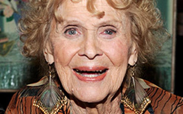 """Помните старую леди Розу из """"Титаника""""? А вот такой красавицей она была в молодости Глория Стюарт"""