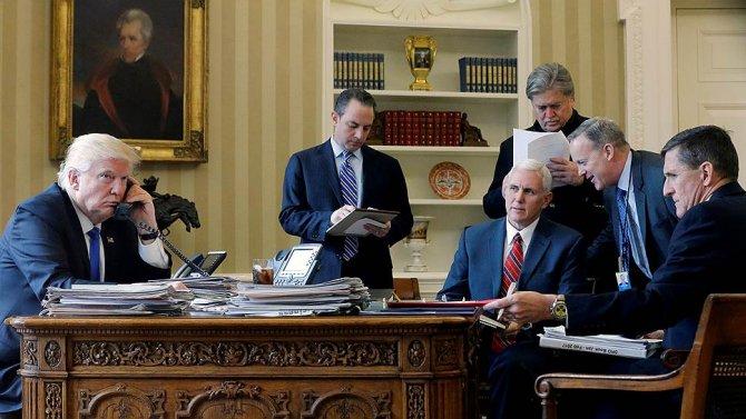 Звонок Трампа Путину объявле…