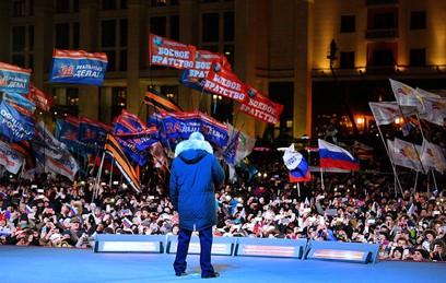 Путин заявил о важности сохранения единства