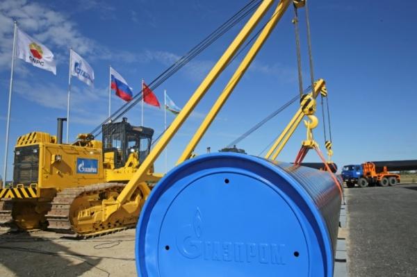 «Газпром» построил более 50% морского участка «Турецкого потока»